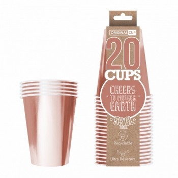 20-gobelets-en-papier-couleur-Rose-gold-53cl-Point-Fetes-Original-Cup