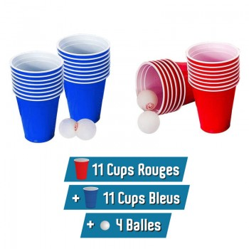 SMALL BEER PONG KIT - LE...
