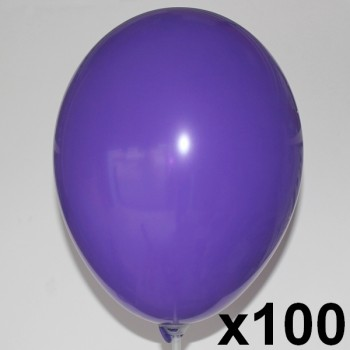 100-Ballons-biodegradables-28-cm-point-fetes-ballons-violet