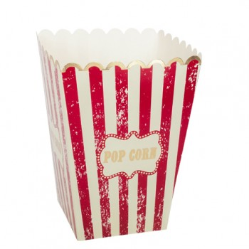8-Boîtes-à-pop-corn-Circus-vintage-13-cm-Point-Fêtes-79553