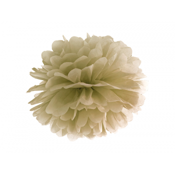 Pompon-papier-Or-35cm-Point-Fêtes-PP35-019