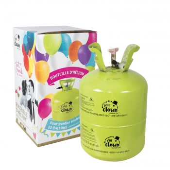 BOUTEILLE HELIUM JETABLE 50...