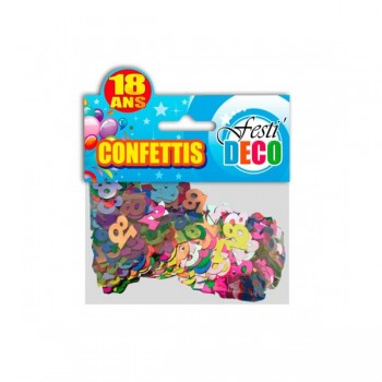 Confettis-Table-18-Ans-Point-Fêtes-Sud-Trading-CD5094-18