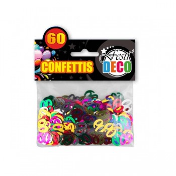 Confettis-Table-60-Ans-Point-Fêtes-Sud-Trading-CD5094-60