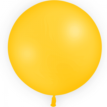 1-Ballon-rond-60-cm-Jaune-d'or-Point-Fêtes-HG2-1P23-JAUNE-D-OR