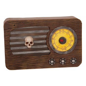 Déco-Halloween-Radio-motion-sensor