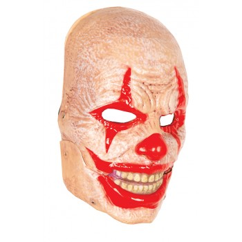 MASQUE DE CLOWN A BOUCHE...