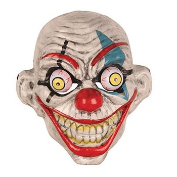 Masque-de-clown-halloweeen-aux-yeux-tremblants