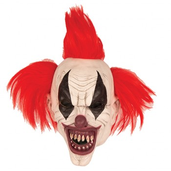 Masque-de-clown-carnassier-en-latex