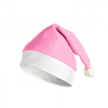 BONNET DE NOEL ROSE