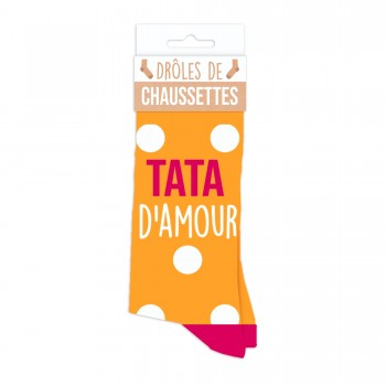 CHAUSSETTES TATA D'AMOUR...