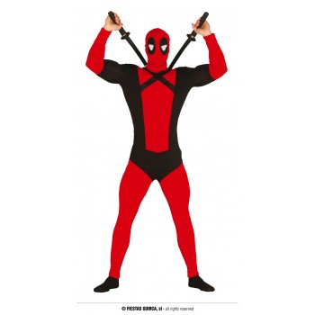 COSTUME ANT HEROS - TAILLE...