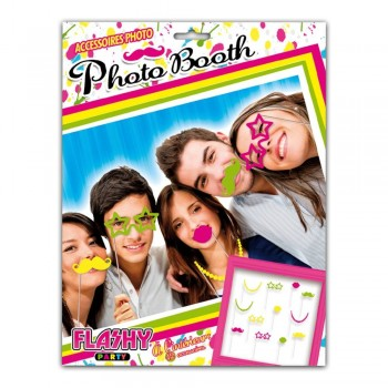 PACK PHOTOBOOTH FLASHY PARTY