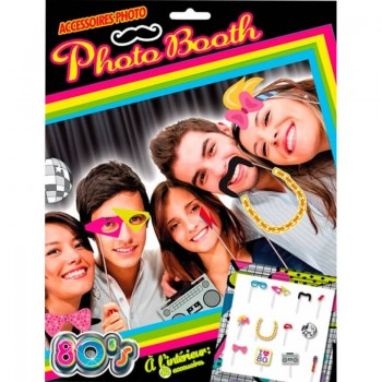 PACK PHOTOBOOTH ANNEES 80