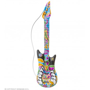 GUITARE GONFLABLE GROOVY BABY
