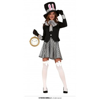 COSTUME CHAPELIERE DINGUE -...