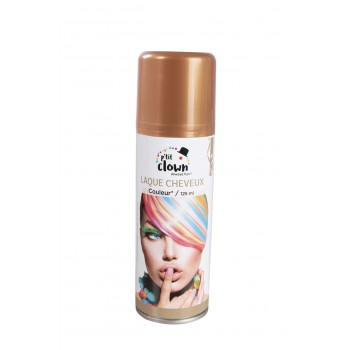 LAQUE CHEVEUX OR 125 ML