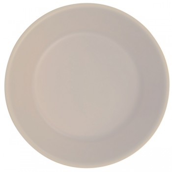 6 ASSIETTES CREUSES - TAUPE