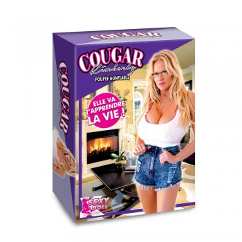 POUPEE GONFLABLE MILF COUGAR