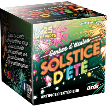 COMPACT ARTIFICES SOLSTICE...